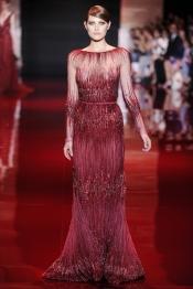 La collection de créateur - Elie Saab Couture Automne 2013