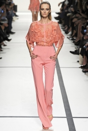 Elie Saab Spring 2014 fashion collection