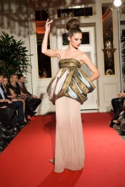Fashion Week de Riga with Denis Durand Couture