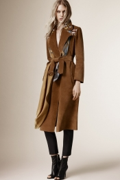 Burberry Prorsum Pre-Fall 2015 Fashion Collection