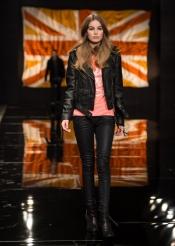 Superdry  AW14 fashion show at London Collections: Men