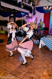 Bavarian ambiance for the Oktoberfest in Monaco