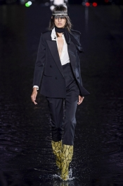 Saint Laurent Spring Ready-To-Wear 2019
