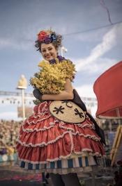 Le Roi de la Mode est Venu au Carnaval de Nice 2020