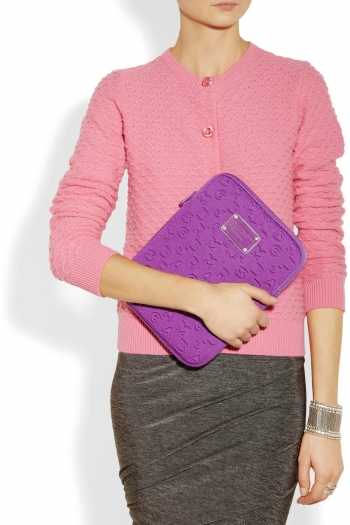 MARC BY MARC JACOBS Dreamy embossed iPad case