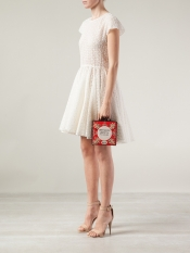 OLYMPIA LE-TAN Beethoven clutch