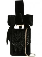 Minaudière en velours Givenchy