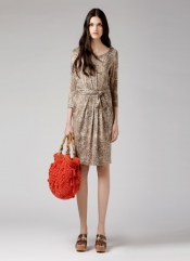 Python dress and fantasy bag