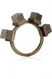 Kelly Wearstler pyrite bracelet