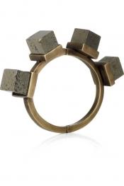 Kelly Wearstler pyrite bracelet