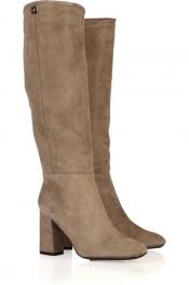 Diane von Furstenberg Youth suede knee boots