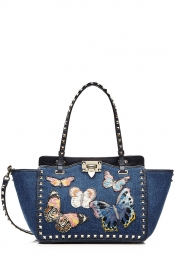 VALENTINO  Butterfly Shoulder Bag