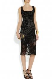 Vivienne Westwood Anglomania Liz lace dress