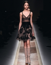 Valentino cocktail lace dress