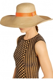 SENSI STUDIO Lady Ibiza toquilla straw sunhat