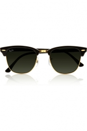RAY-BAN Clubmaster acetate sunglasses