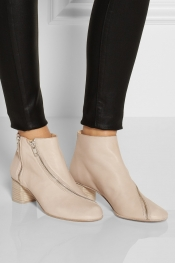 ACNE Marlie leather ankle boots