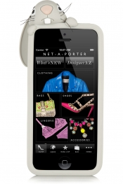 MOSCHINO Violetta rabbit iPhone 5 cover