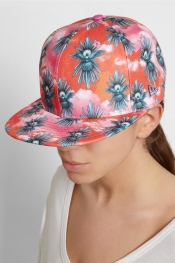 HOUSE OF HOLLAND New Era printed baseball cap