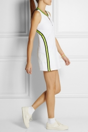 MONREAL LONDON Stretch-jersey mini dress