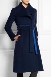 ALTUZARRA Pollock wool-blend felt coat