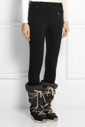 FENDI Stretch-jersey stirrup leggings