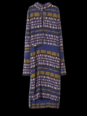 Silk crepe dress from Marni