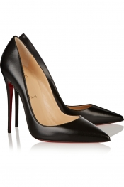 CHRISTIAN LOUBOUTIN Escarpins en cuir So Kate 120