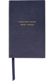 SMYTHSON Carnet en cuir texturé Panama Inspirations And Ideas