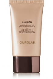 HOURGLASS Crème teintée à l'acide hyaluronique SPF 15 Illusion®, Light Beige, 30 ml
