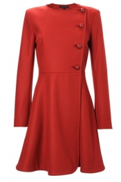 Wonderland Flare Coat