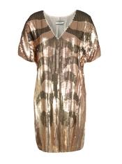 Catalina Eggshell Dress by Malene Birger