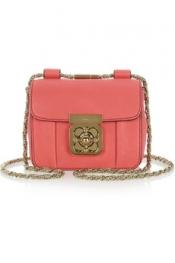 CHLOÉ Elsie mini leather shoulder bag