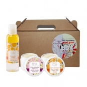 Care kit for mixted skin