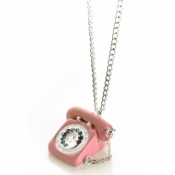 Dream phone necklace