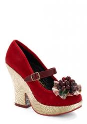 Dance Jam Heel Shoes