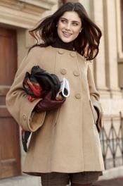Winter topcoat