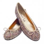 Glitter Henrietta shoes