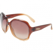 CHLOÉ Keria CL 2227 oversized sunglasses