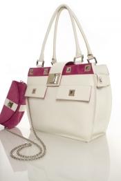 Lisa Handbag and matching makeup bag