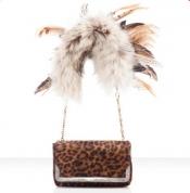 Christian Louboutin's Artemis griffon bag