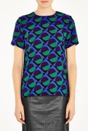 MARC BY MARC JACOBS ETTA PRINTED T-SHIRT