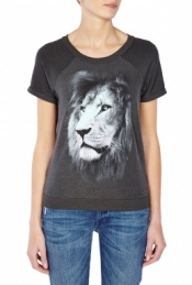 WILDFOX CAMDEN MAGIC LION T-SHIRT