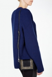 DKNY BRYANT PARK STUDED MINI CROSS BODY