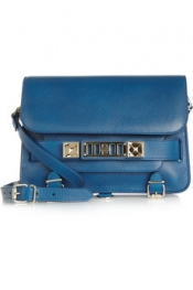 PROENZA SCHOULER Classic textured-leather shoulder bag
