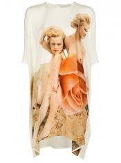 Richard Nicoll printed dress