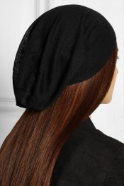 RICK OWENS Fine-knit cashmere beanie