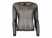 Top sienna by American Retro