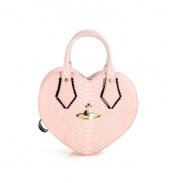 Vivienne Westwood Snake Rosa Bag